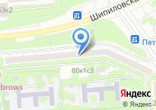 Компания «Авторская школа 3D графики Иосифа Четвертакова» на карте