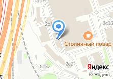 Компания «Алфас» на карте