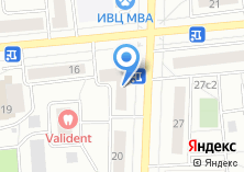 Компания «РДС» на карте