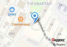 Компания «Шиномонтажная мастерская на ул. Развилка пос» на карте
