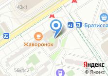 Компания «МТС Банк» на карте