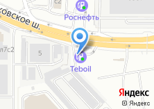 Компания «ТрансАЗС» на карте