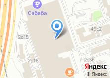 Компания «Джинсы и Кроссовки» на карте