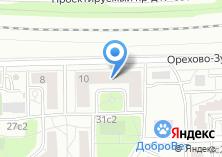 Компания «Почтовое отделение №109391» на карте