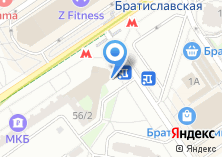 Компания «Магазин цветов на ул. Перерва» на карте