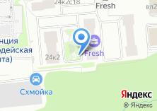 Компания «Подземтехстрой» на карте