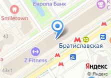 Компания «Elkatel - подключение интернета и телевидения» на карте