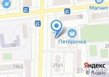 Компания «КадетСтрой» на карте