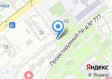Компания «Гаражно-строительный кооператив №19» на карте
