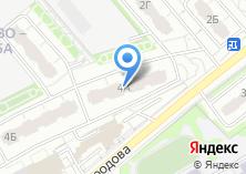 Компания «Младенец.ru» на карте