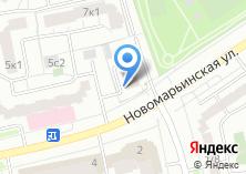 Компания «Отдел МВД России по Юго-Восточному административному округу» на карте