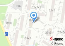 Компания «Управа района Метрогородок» на карте