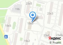 Компания «Жилищник района Метрогородок» на карте