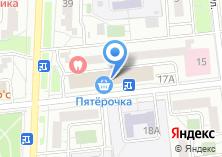 Компания «ЕвроВелосеть» на карте