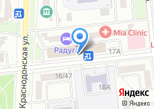 Компания «Face to face» на карте