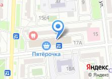Компания «Техно-Мегаполис» на карте