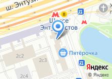 Компания «ООО «Потолочные системы»» на карте