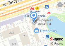 Компания «ПрофКурьер» на карте
