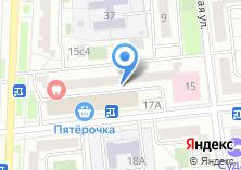 Компания «Жекул» на карте