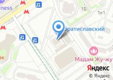Компания «Братиславский» на карте