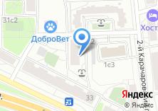 Компания «Мастерская по ремонту одежды и обуви в Бронницком переулке» на карте