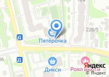 Компания «Onyx-style» на карте