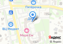 Компания «Добрые кухни» на карте