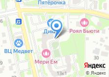 Компания «Конор Строй» на карте
