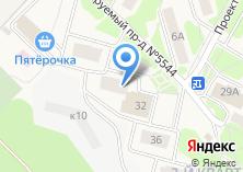 Компания «Библиотека сельского поселения Развилковское» на карте