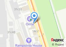 Компания «СТРОЙМАТЕРИАЛЫ КНАУФ» на карте