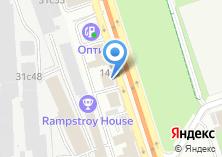 Компания «Комплексный сервис» на карте
