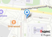 Компания «Мытищинское монтажное управление №52» на карте