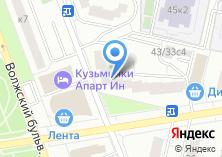 Компания «modamini.ru» на карте