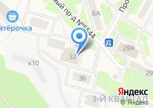 Компания «Дикрис» на карте