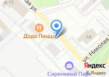 Компания «ПРОМТРАНСКОНСТРУКЦИЯ» на карте