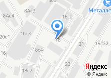 Компания «ГК Стальной Дом» на карте