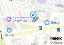 Компания «ВиОНа-Клининг» на карте