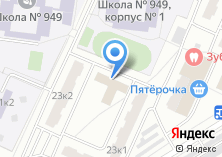 Компания «Студия йоги и единоборств Сергея Киенко» на карте
