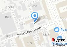Компания «АВЕТА» на карте