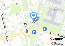 Компания «ДомЭнергоСтройСервис» на карте