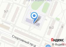 Компания «Средняя общеобразовательная школа №335» на карте