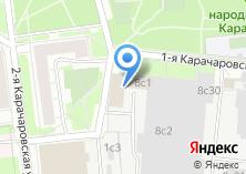 Компания «Ивановъ и Партнеры» на карте