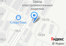 Компания «Русич М» на карте