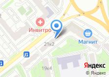 Компания «Салон автозапчастей» на карте