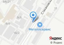 Компания «Московский завод электромонтажных изделий» на карте