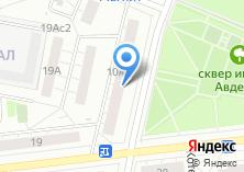 Компания «Учебная мастерская» на карте