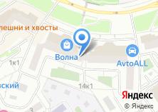 Компания «Ремонт окон Братиславская» на карте