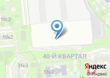Компания «Мотортэк» на карте