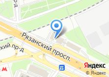 Компания «Servis-Motors.ru» на карте