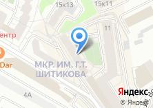Компания «Строящийся жилой дом по ул. Шараповский проезд (г. Мытищи)» на карте